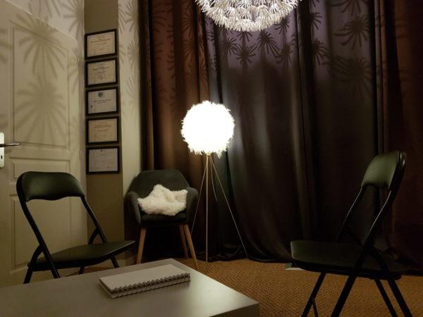 Cabinet de séance de sophrologie à Pontarlier - Stéphanie Grillon